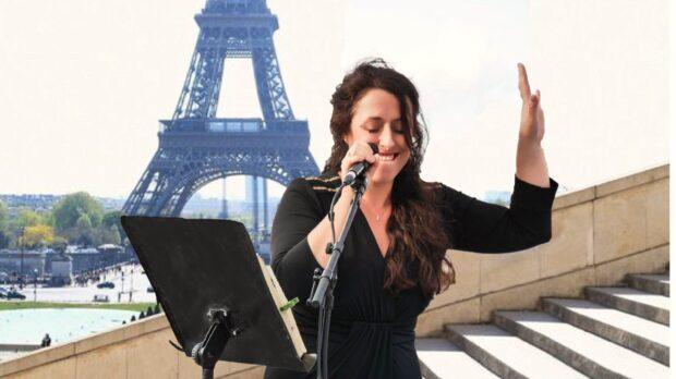 Die französische Sängerin Véronique Elling lebt selbst in Hamburg