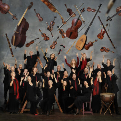 Das Orchestra in Residence der Deutschen Mozartstadt Augsburg: die Akademie für Alte Musik Berlin