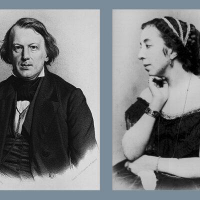 Julius Rietz und Pauline Viardot-García
