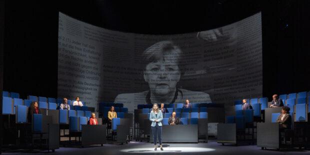 """Paul Brodys """"Demokratische Sinfonie"""" am Oldenburgischen Staatstheater"""