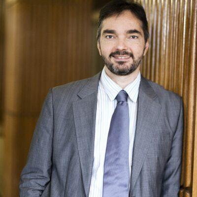 Albert Schmitt, Managing Director der Deutschen Kammerphilharmonie Bremen